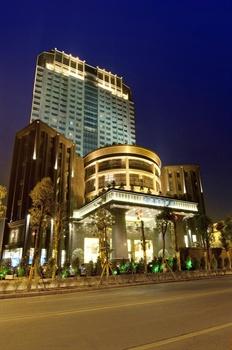 东莞逸豪国际大酒店酒店外观图片