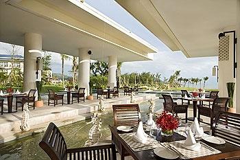惠州金海湾喜来登度假酒店西餐厅