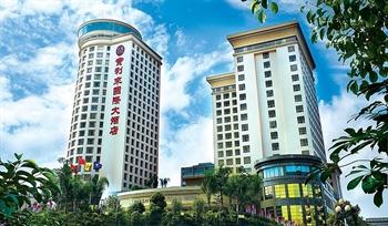 深圳宝利来国际大酒店外观图片