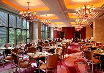 中山京华世纪酒店波士顿西餐厅